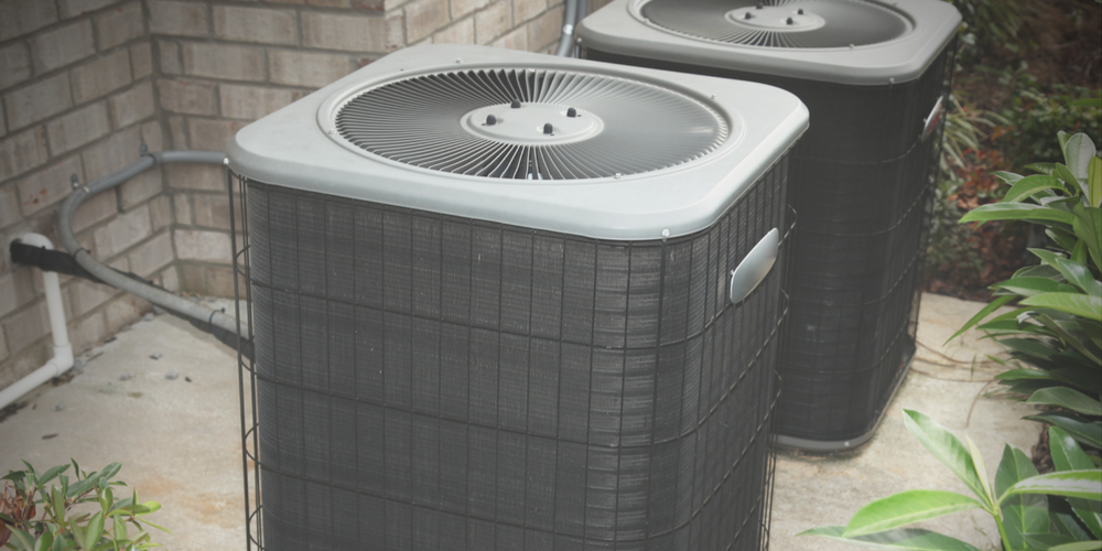 central air conditioning unit